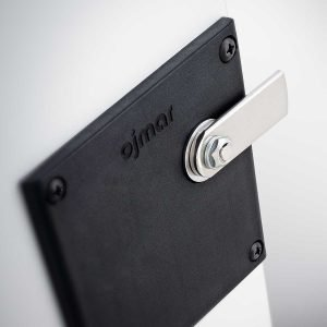 Ojmar Hasp with back Plate