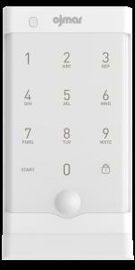 Ojmar OCS PRO electronic Lock in White