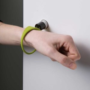 Ojmar OTS Advance lock with braceleted