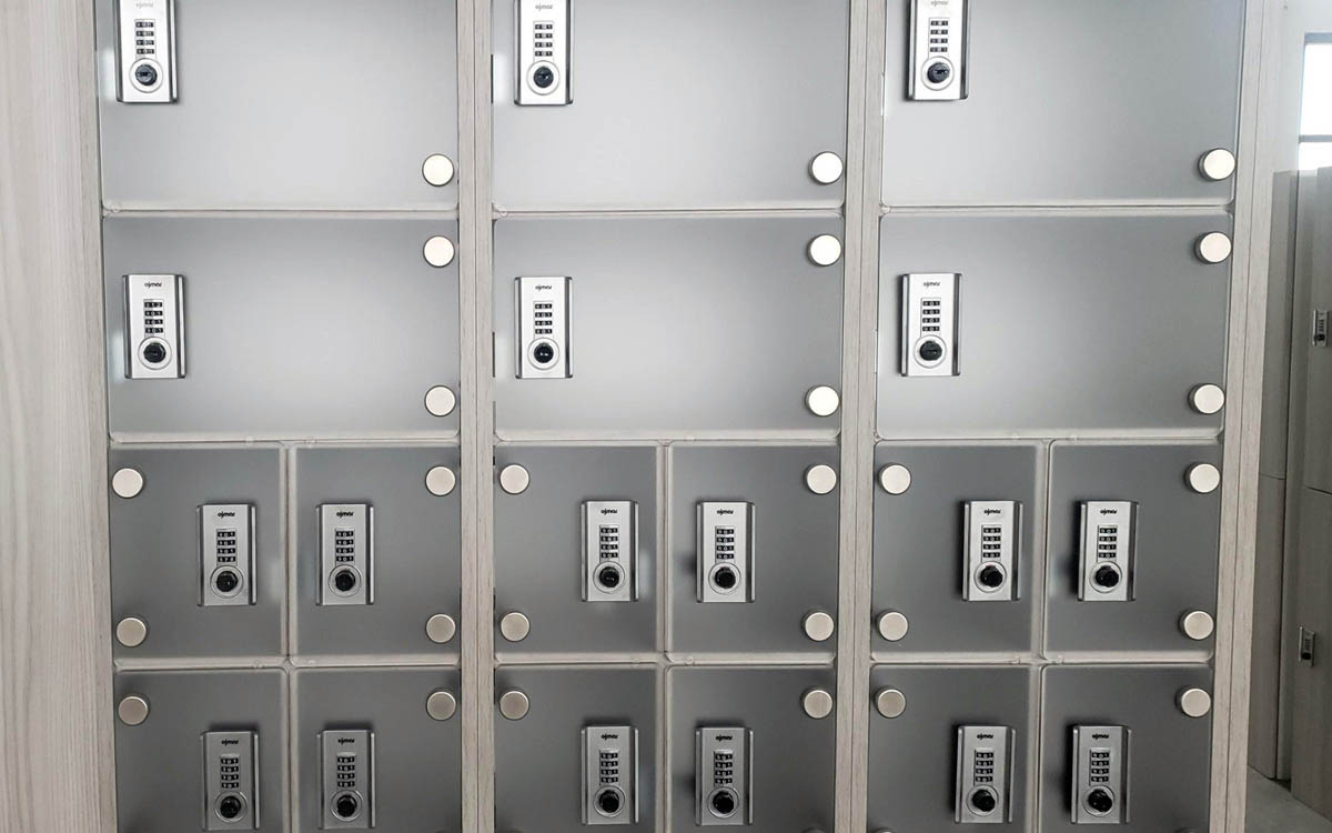 Lockers RFS SPORTS |  Lock COMBI